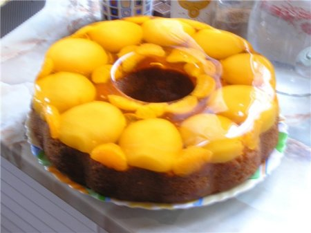 Рецепт Арабский кекс