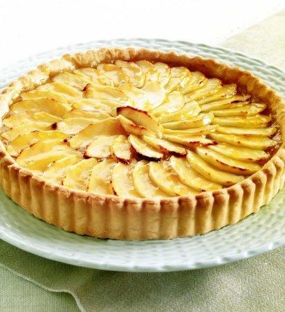 Рецепт Французский яблочный пирог - Яблочный тарт