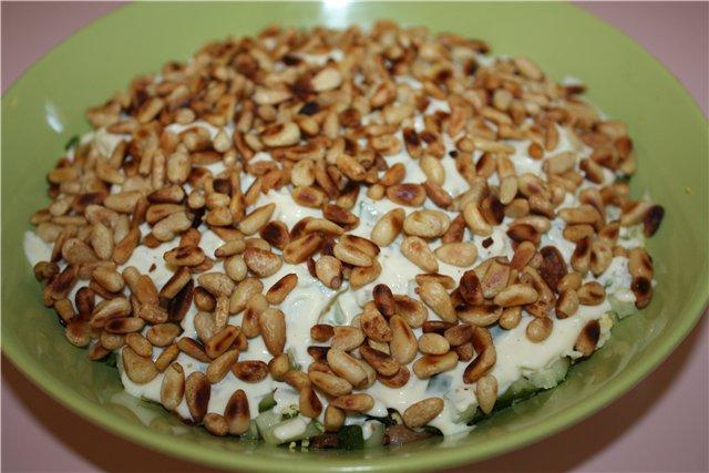 самые лучшие рецепты консервации салатов