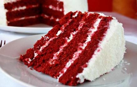 Красный бархат торт рецепт с растительным маслом