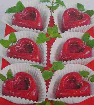Ягодные конфеты