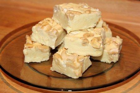 Рецепт Бурфи - райская сладость