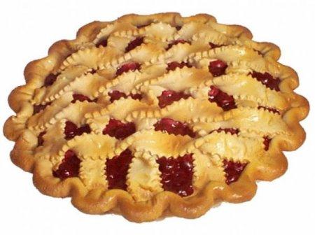 Рецепт Рецепт пирога с вишенками