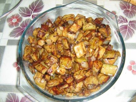 Рецепт Баклажаны как грибочки