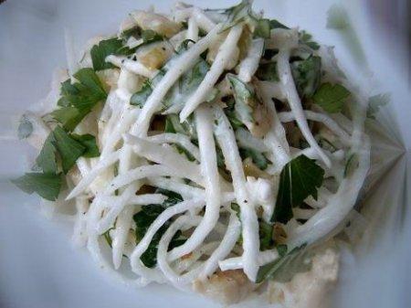 Рецепт Архиерейский салат