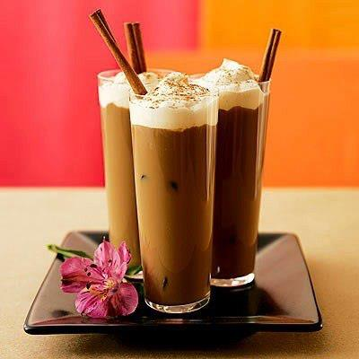 "Рецепт Охлаждающий коктейль ""Кофе Фраппе"""