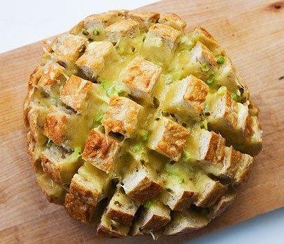 Рецепт Весенний хлеб с сыром
