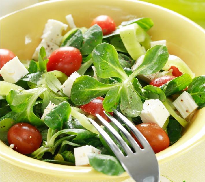 Салат корн с креветками рецепт
