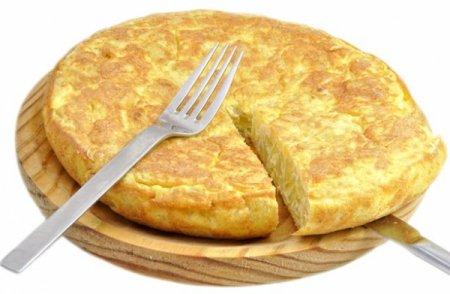 Рецепт Омлет с картошкой в мультиварке