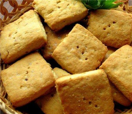 Элайче Гаджа - нежное индийское песочное печенье