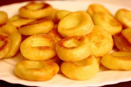 Рецепт Польские картофельные клецки