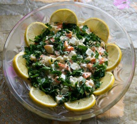 Рецепт Бразильский картофельный салат