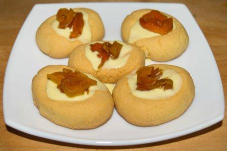 Рецепт Пирожные из кукурузной муки по-колумбийски