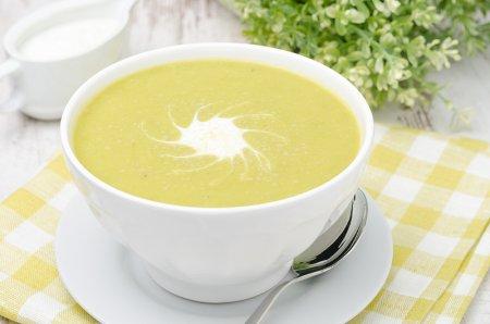 Рецепт Гороховый суп с картофелем и имбирем