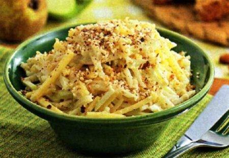 Рецепт Бранденбургский сырный салат