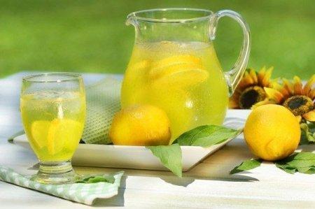 Рецепт Апельсиновый лимонад или «Домашняя Фанта»