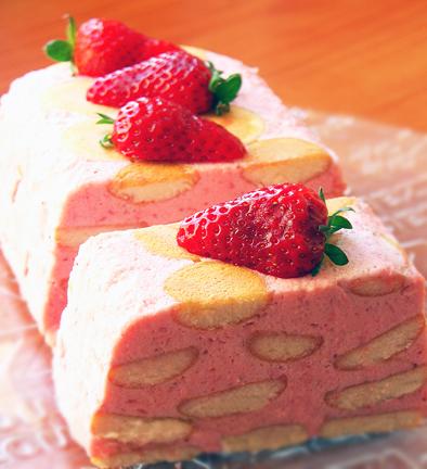 Рецепт Клубничный десерт торт