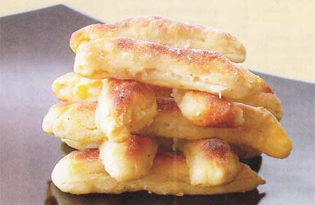 Рецепт Картофельные «пальчики»