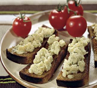 Рецепт Скордалия - греческая чесночная закуска