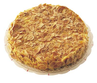 Рецепт Шведский миндальный торт