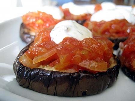 Рецепт Болгарский перец с баклажанами