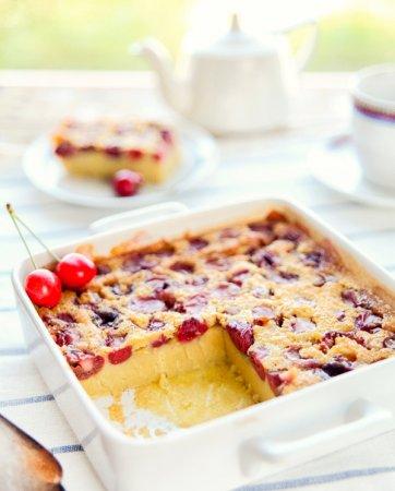 Рецепт Клафути (десерт французской кухни)