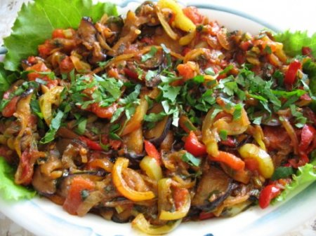 Рецепт Овощное рагу по-домашнему