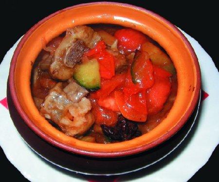 Рецепт Почки с кабачками (или баклажанами)
