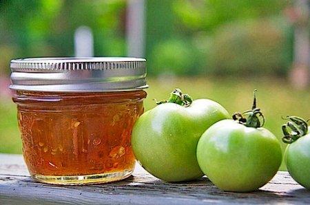 Рецепт Варенье из зеленых помидоров