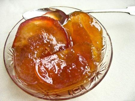Рецепт Варенье яблочное - Янтарное.