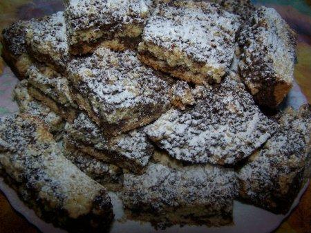 Рецепт Песочное печенье с какао