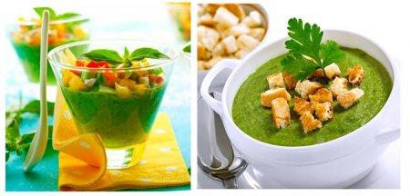Рецепт Холодный суп с огурцами - замечательное летнее блюдо!