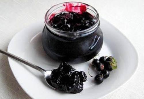 варенье изкрасной смородины рецепт