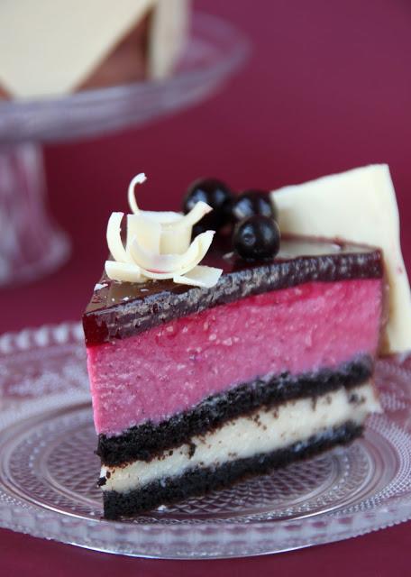 рецепт торт смородина