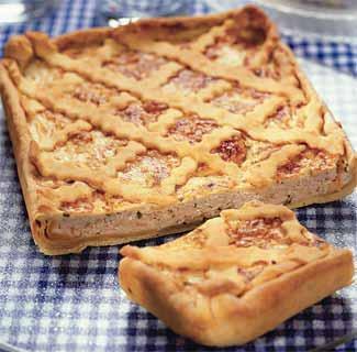 Рецепт Пирог с курицей в сметане