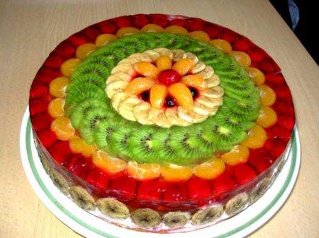 Рецепт Десертный торт