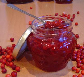 Рецепт Варенье из брусники