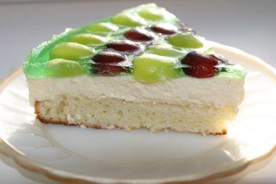 Рецепт Виноградный торт