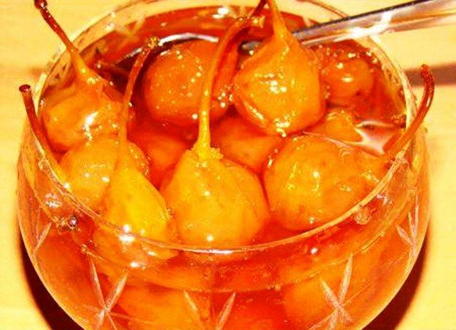 Варенье из груши рецепт