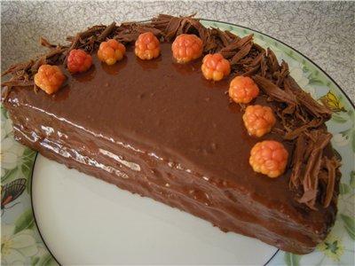 Нежнейший блинный торт фото 6