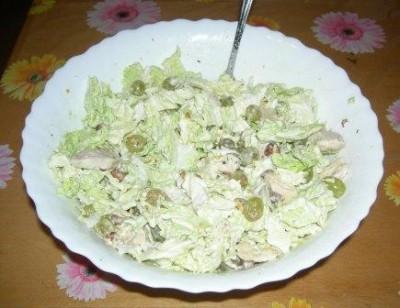 Рецепт Салат «Марина»