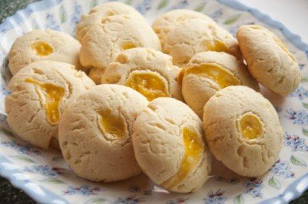 Шекер чурек - азербайджанское печенье