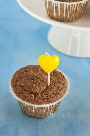 Рецепт Овсяные кексы с изюмом и орехами