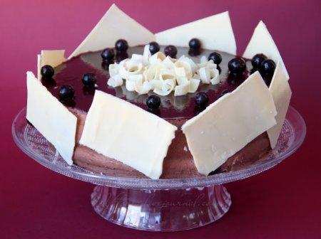 Торт аляска торт трюфель
