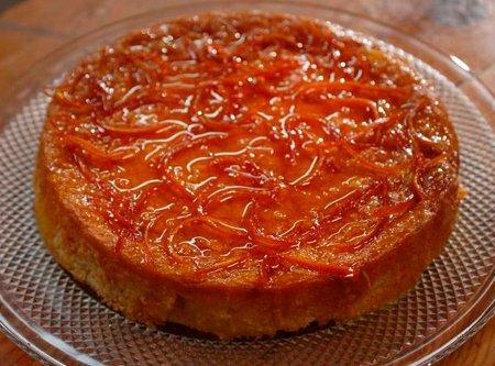 Рецепт Простой бисквитный торт