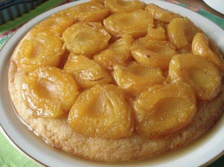 Рецепт Тарт татен абрикосовый с хересом