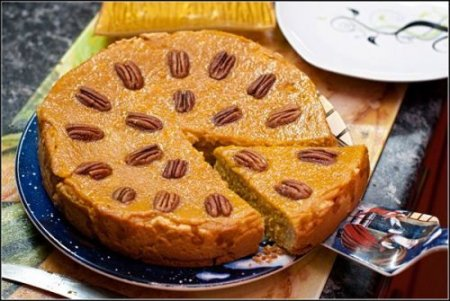 Рецепт Тыквенный тарт