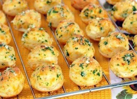 Рецепт Оригинальная французская закуска