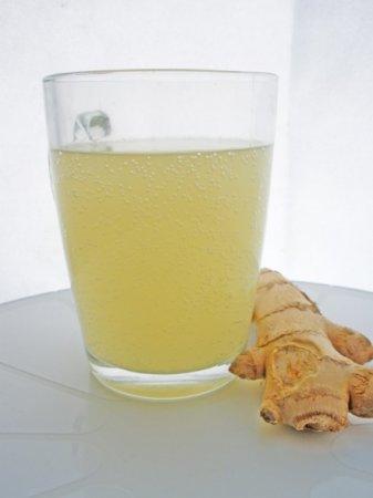 Рецепт Имбирный эль с апельсином