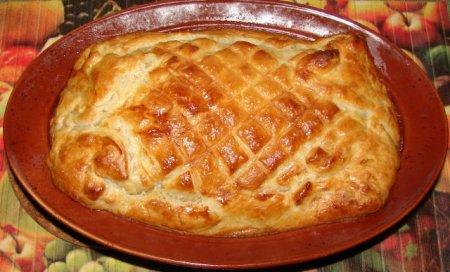 Рецепт Гиннесс пай - старый добрый пивной пирог с мясом
